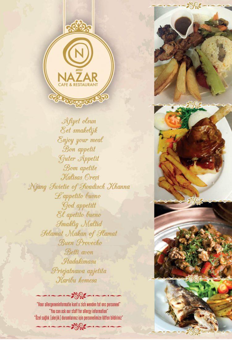 Restaurant Nazar